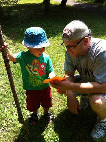 Fatherhood and parenting